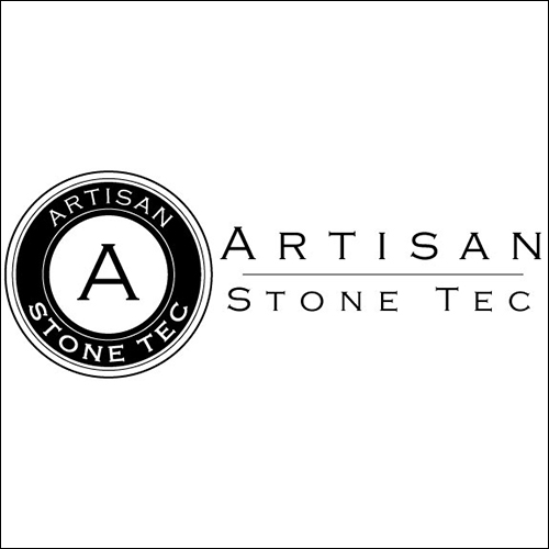 logo for artisan stonetec
