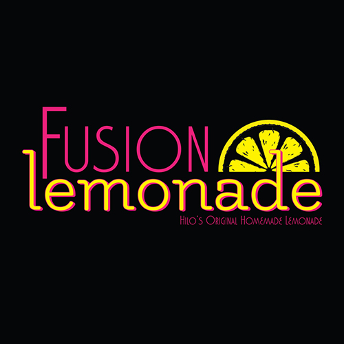 logo for fusion lemonade