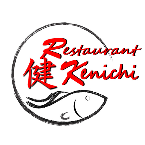 logo for restaurant kenichi