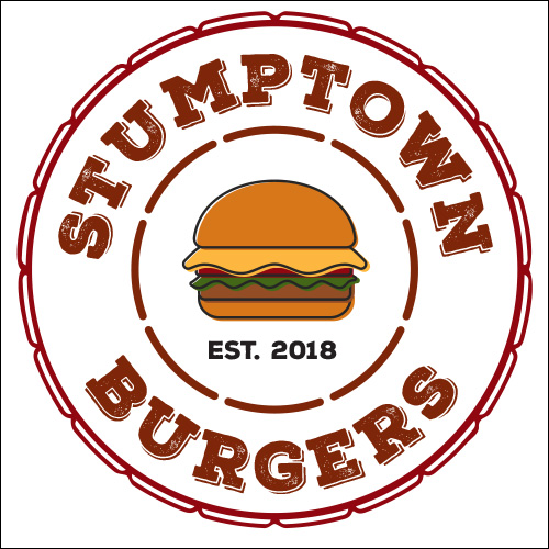 logo for Stuptown Burgers