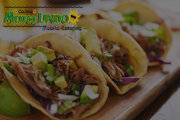 image of tacos made by Mexico Lindo food in Oregon