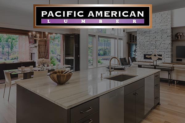 image of luxury kithcen by Pacific American Lumber